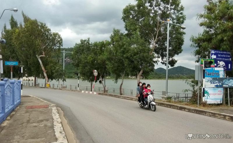 Озеро в Као Тао