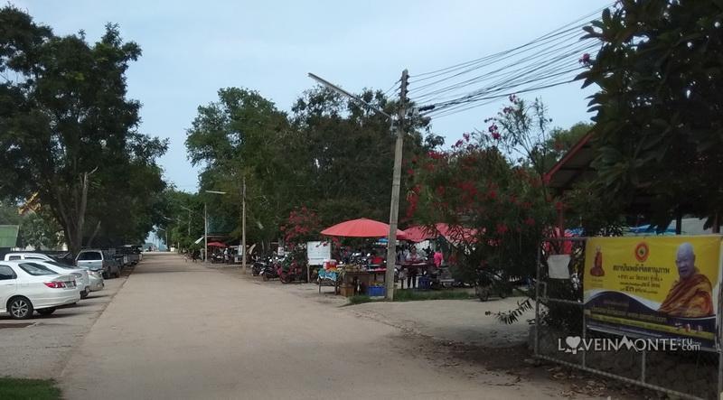 Рынок в Као Тао