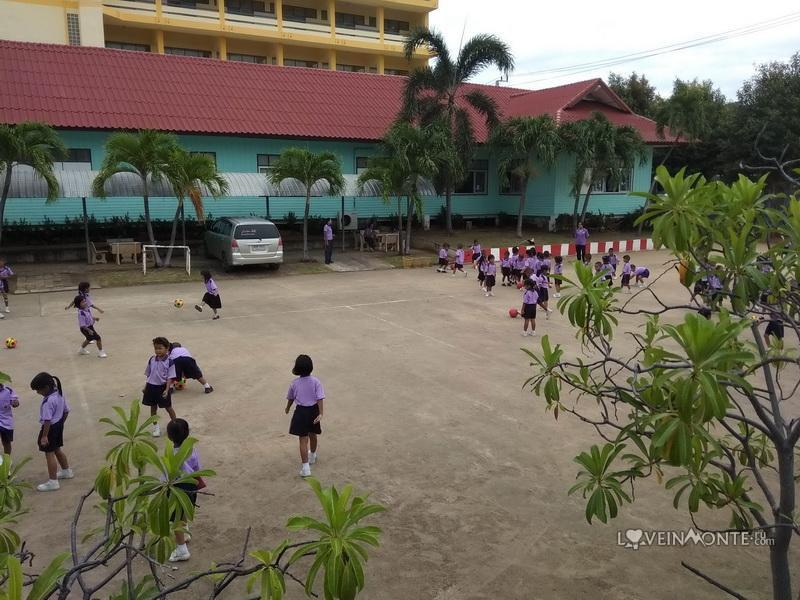 Тайская школа в Као Тао