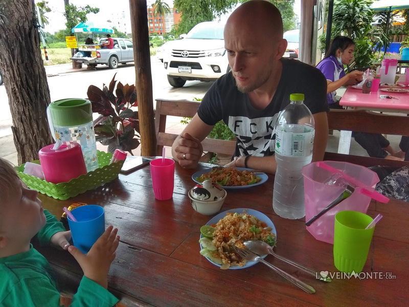 Кафе в Као Тао