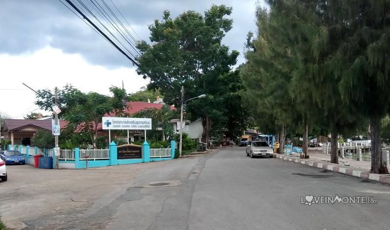Центр традиционной медицины в Као Тао